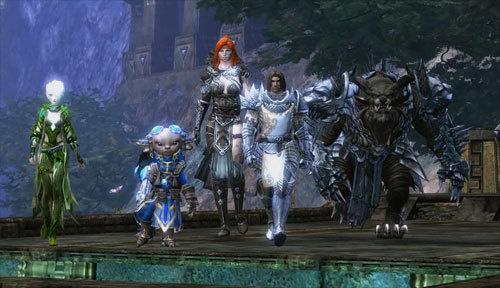 Guild Wars 2 Races
