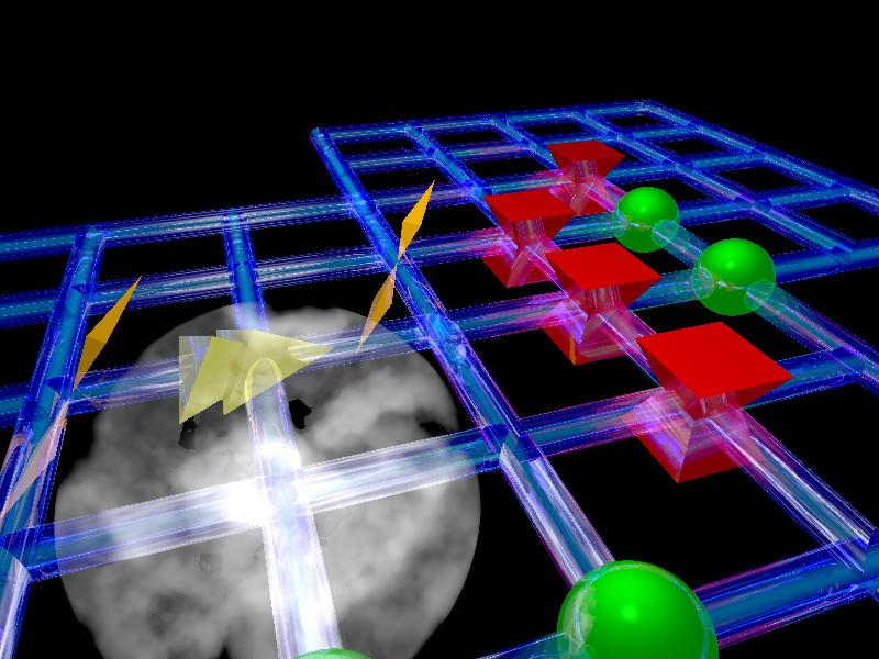 buzz grid 3D