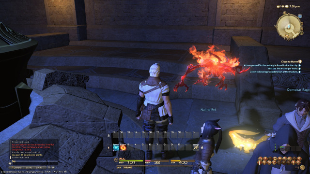 ffxiv flame